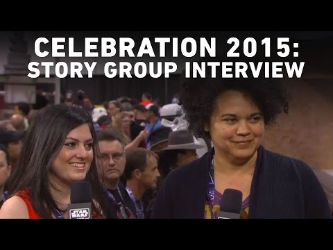 Lucasfilm Story Group Interview | Star Wars Celebration Anaheim fragman