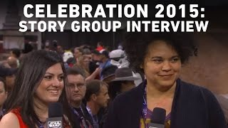 Lucasfilm Story Group Interview | Star Wars Celebration Anaheim