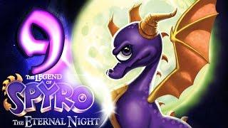 The Legend of Spyro: The Eternal Night Walkthrough Part 9 (Wii, PS2) 100% Pirate Fleet