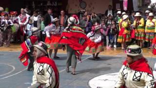 Danza Chiaraje Tupay   1ro Martin de Porres SRL