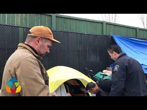 Homeless Advocates Criticize Kelowna