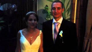 Отзыв  Свадьба Марии и Александра