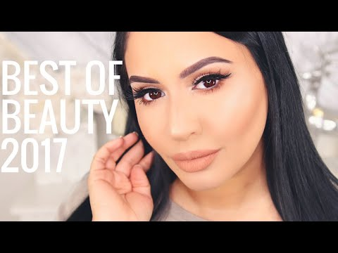 Best of Beauty 2017 | Drugstore + High-End Makeup