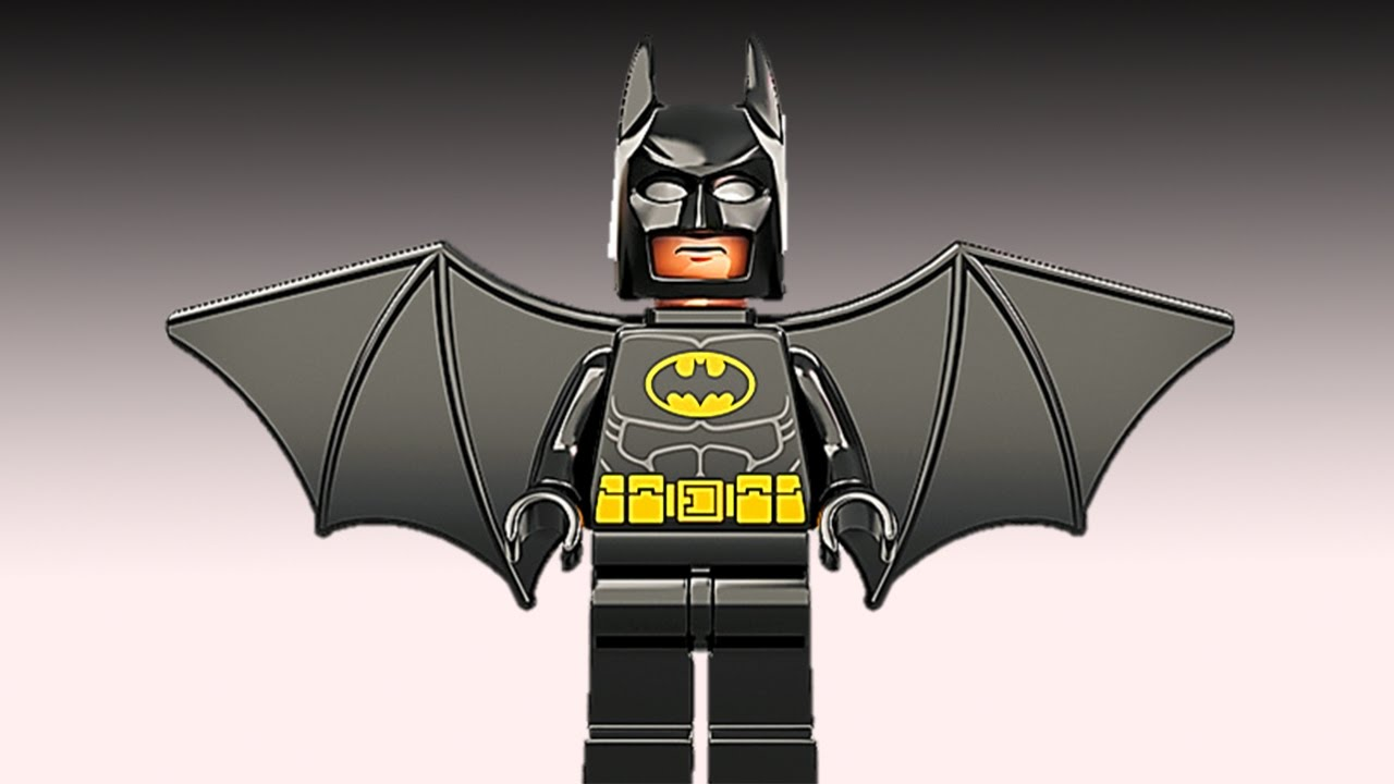 LEGO Batman Coloring Pages For Kids Book