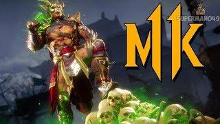 Surprising Damage With Shao Kahn! - Mortal Kombat 11: Random Character Select