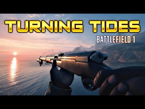 SNIPING ON THE NEW MAPS - Battlefield 1 Highlights #93 (Turning Tides DLC) PC