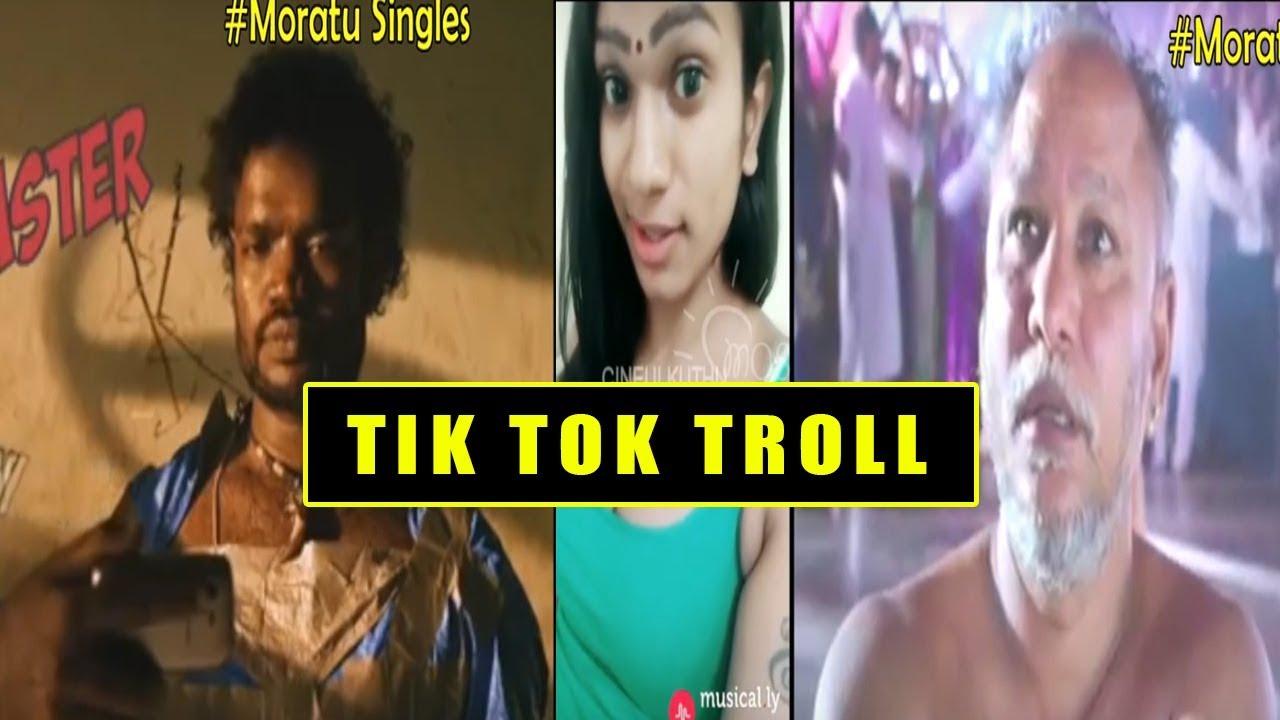 Musically Troll Tamil  Tik Tok Troll - Youtube-5728