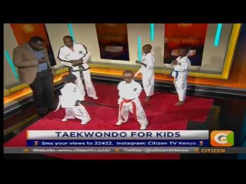 Power Breakfast : Taekwondo for kids