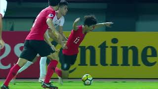 Jordan vs Korea Republic (1-3) Highlights 2018