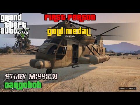 Cargobob (Off-Shore Mission) - GTA 5 Wiki Guide - IGN