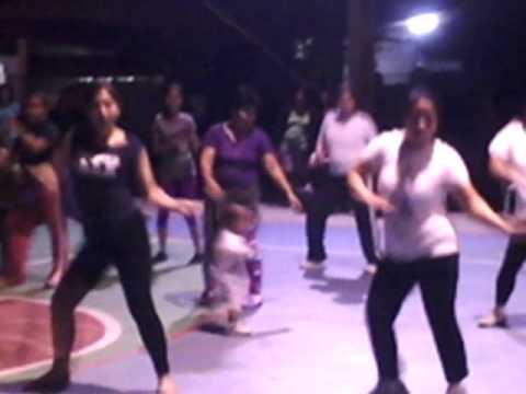 Brgy. 170, Deparo 2, K1 Zumba dance exercise 2014