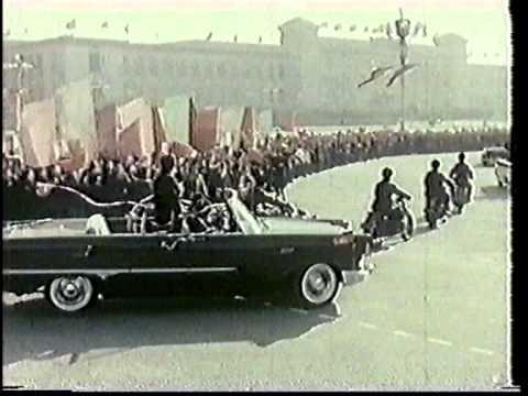NORODOM SIHANOUK STATE VISIT TO CHINA 14 DEC 1960 - PART 1