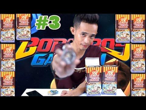 #13 Unboxing Choki-choki Ar Boboiboy Kuasa 7 -  Memang Terbaik!!!