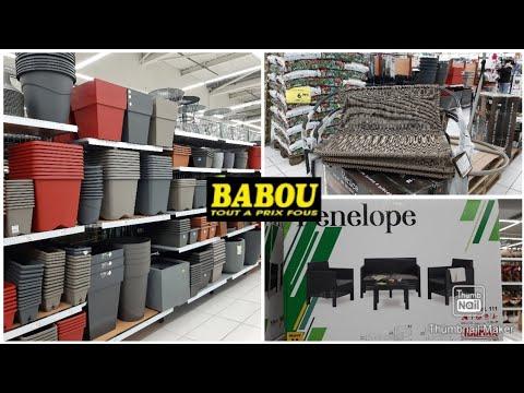 Babou Arrivage Espace Vert Exterieur Jardin Dimanche 23 Fevrier Youtube