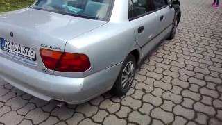 Обзор Mitsubishi Carisma 1.6 за 500 евро.