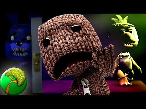 Five Nights At Freddy's Funtage! (Little Big Planet 3)