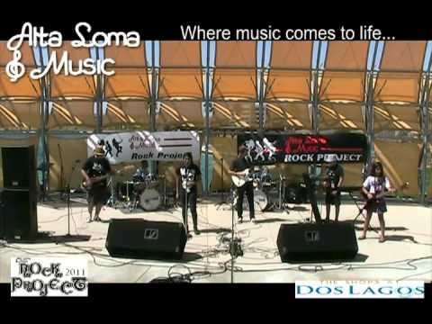 "Music Lessons Corona - Alta Loma Music Rock Project 2011 - ""Los Changos"""