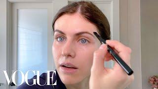 Alexandra Daddario's Guide to Face Masks & Easy, Everyday Makeup | Beauty Secrets