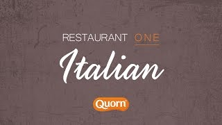 Italian Inspired Meals & Recipes - Quorn Revelations Day 3 | Quorn