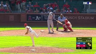 Cody Bellinger 3-Run Home Run vs Cardinals | Dodgers vs Cardinals