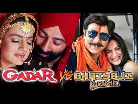 Gadar V/s Bhaiyyaji Superhit | Ameesha Patel - Sunny Deol