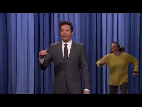 Thumbnail: BBC interview interrupted(Jimmy Fallon)