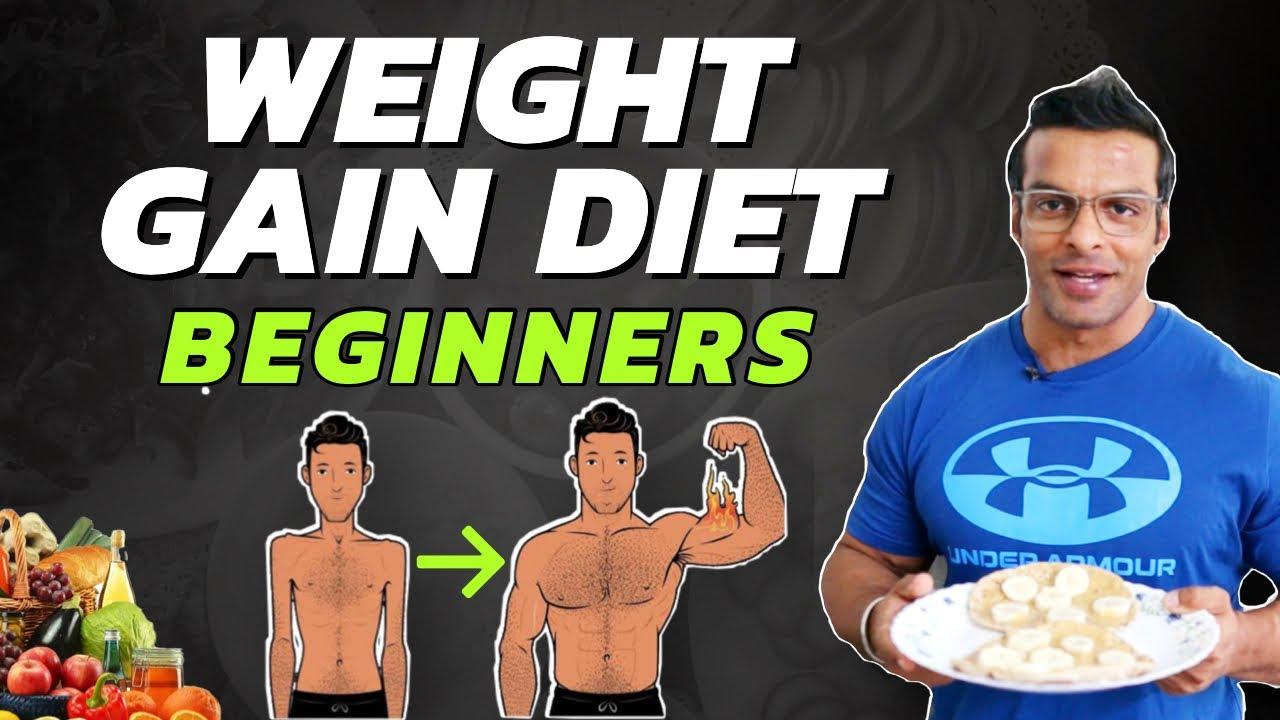 Weight Gain Diet For Beginners | Full Day Diet Plan | Yatinder Singh