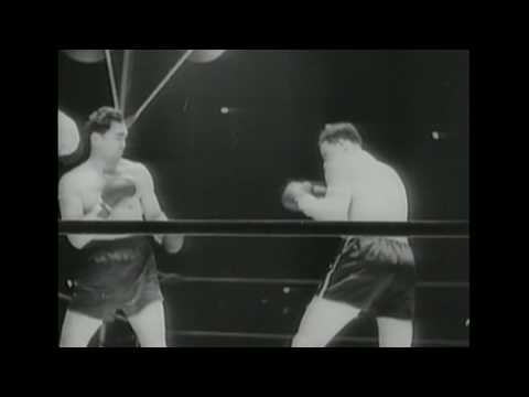 Joe Louis vs Max Schmeling  1st Round Knockout