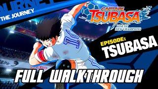Captain Tsubasa Rise of New Champions - Episode Tsubasa Full Gameplay Walkthrough (No Commentary)