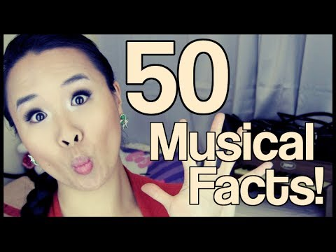 50 Musical Facts Tag! | JustAnotherFlutist