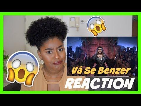 Preta Gil - Vá Se Benzer (Clipe Manifesto Oficial) ft. Gal Costa REACTION (REAÇÃO)