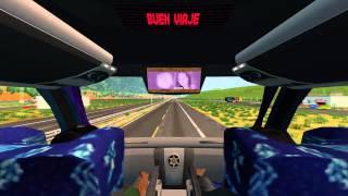 Euro Truck Simulator 2 Bus trip to Igoumenitsa with Marcopolo Paradiso G7 1800 DD p1