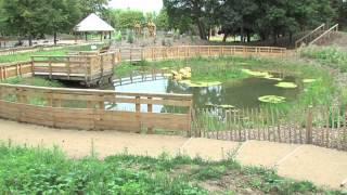 Le parc du Poirier Saint-Martin inauguré à Montigny