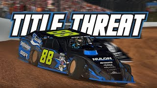 iRacing: Title Threat (UMP Modifieds @ Charlotte)