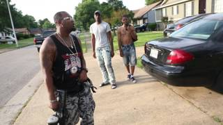 Deadbeat Dad Trys to Shoot @Bigprimetime
