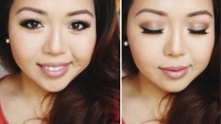 My Go To | Soft Brown Smokey Eye Makeup Thumbnail