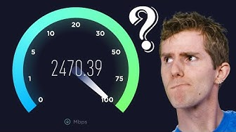 Is Your Internet FAST Enough?