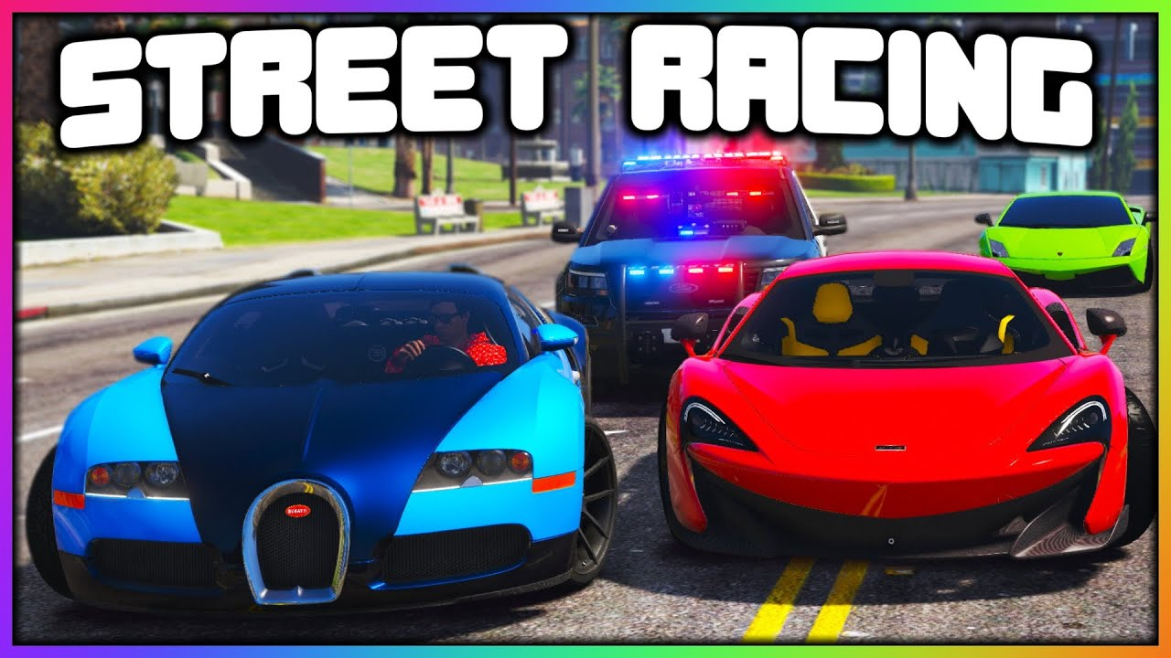 GTA 5 Roleplay - STREET RACERS TAKE OVER CITY | RedlineRP