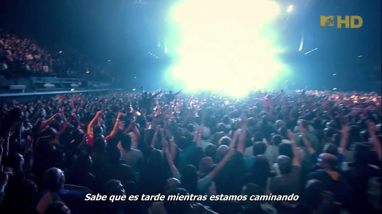 Oasis Don T Look Back In Anger Subtitulado En Español Youtube