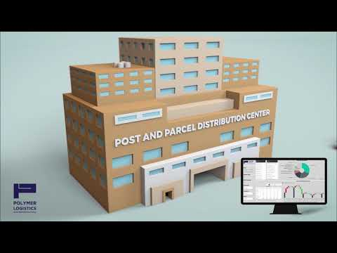 IoT for Asset Management for Post and Parcel by Polymer Logistics