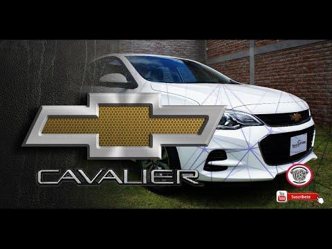 Cavalier - Un Sedan Atractivo