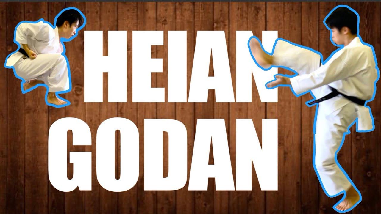 Download Heian Godan Full Tutorial! Tips and Bunkai Explained!