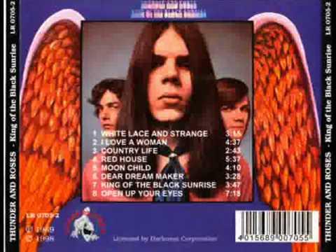 Thunder & Roses - Red House 1969@by gledix