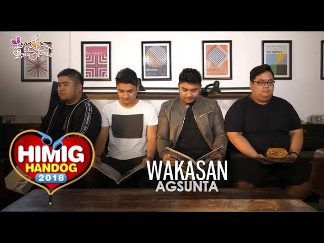 Wakasan - Agsunta | Himig Handog 2018 (Official Music Video)