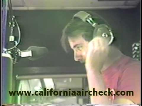 KFRC San Francisco Chuck Geiger 1983 California Aircheck Video