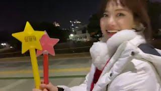 Trấn Thành Hari đi xem show danh ca IM CHANG JUNG ở Hàn Quốc
