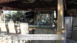 Outdoor Kitchen Designs Coppell