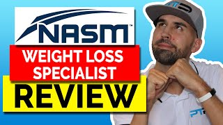 NASM (WLS) Weight Loss Specialist Certification Review