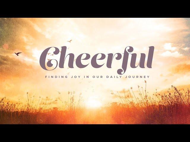Cheerful Forgiveness