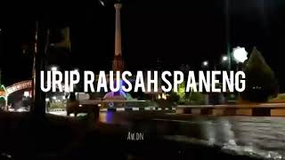 Story WA bahasa jawa •Rasah Spaneng•
